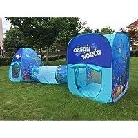 折りたたみ式Three Piece POP Ocean Passageテントおもちゃアウトドアcme-kt900