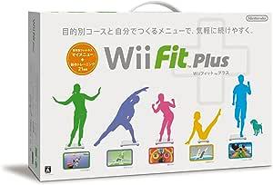 Wiiフィット プラス (バランスWiiボードセット) (シロ)