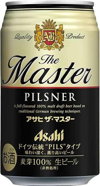 アサヒ ザ・マスター缶350ml [ 350mlx24本 ]