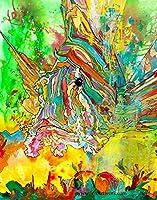 「ライオンフィッシュデプス」セラミックタイル