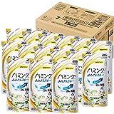 【ケース販売】ハミング Fine(ファイン) 柔軟剤 ヨーロピアンジャスミンソープの香り 詰め替え 480ml×15個