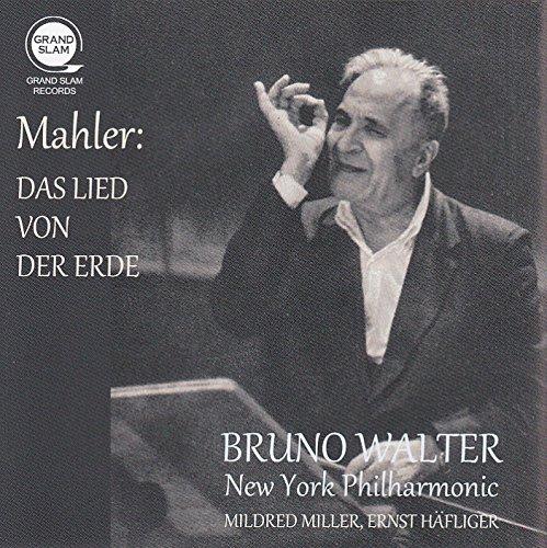 マーラー : 「大地の歌」 (Mahler : Das Lied von Der Erde / Bruno Walter | New York Philharmonic | Mildred Miller | Ernst Hafliger)の詳細を見る
