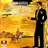 Casella: Cpte Works Piano Trio