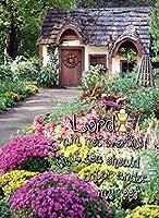 庭の最初聖体カード