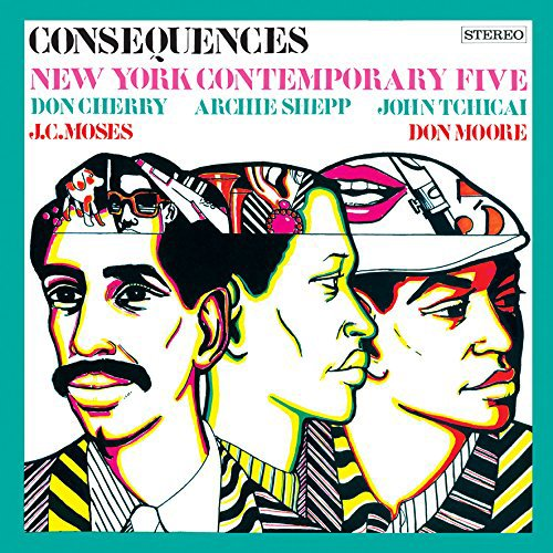 Consequences Ft Don Cherry & a