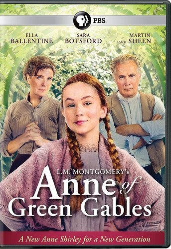 Lm Montgomery's Anne of Green Gables [DVD] [Import]