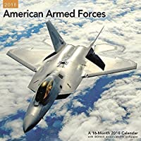 American Armed Forces 2018 Wall Calendar [並行輸入品]