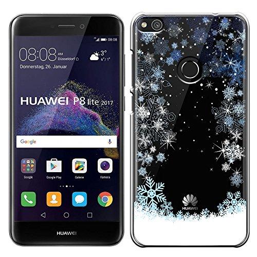 「Breeze-正規品」iPhone ・ スマホケース ポリカーボネイト [透明]ファーウェイ ノバライト ケース HUAWEI nova lite ケース SIMフリー nova liteカバー 液晶保護フィルム付 全機種対応 [NOVAL]