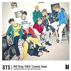 MIC Drop DNA Crystal Snow(初回限定盤A)(DVD付)