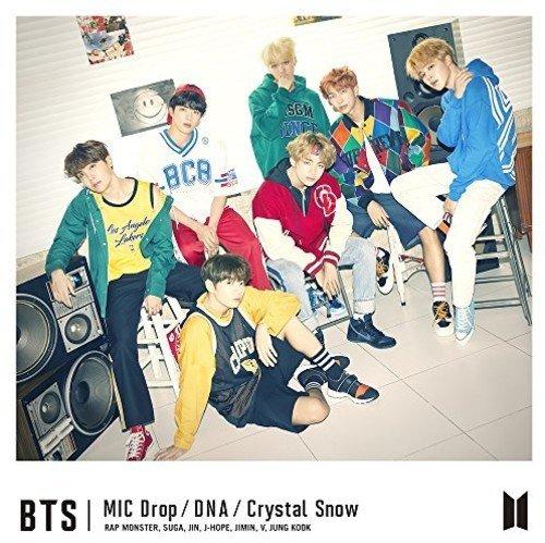 MIC Drop/DNA/Crystal Snow(初回限定盤A)(DVD付)