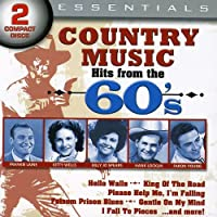 Country Music Hits from the 60's