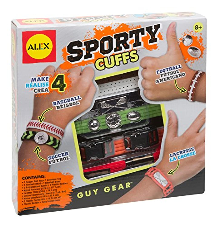 Alex Toys Craftスポーティなカフス
