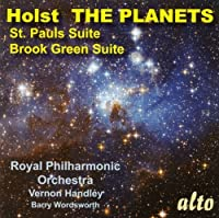 Holst: The Planets; St. Pauls Suite; Brook Green Suite (2007-10-09)