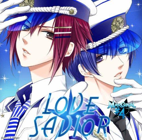 MARGINAL#4 LOVE★SAVIOR(アトム、ルイver) / 増田俊樹