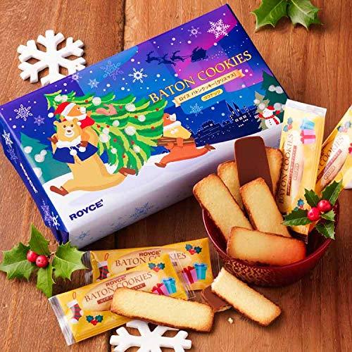 『【ROYCE'】ロイズ バトンクッキー[クリスマス]』のトップ画像
