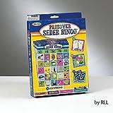 Passover Seder Bingo - 1 game per order [並行輸入品]