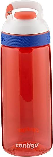 Contigo Auto Seal Courtney Kids Water Bottle, 20-Ounce, Tango Pink