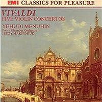 Vivaldi Violin Cti