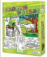 Colour Your Own Puzzle 24 Pieces 33cm x 25cm