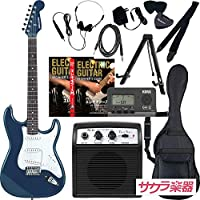 SELDER セルダー エレキギター ストラトキャスタータイプ サクラ楽器オリジナル ST-16/MBL リミテッドセットプラス