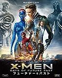 X-MEN:フューチャー&パスト 2枚組ブルーレイ&DVD(初回生産限定) [Blu-ray]