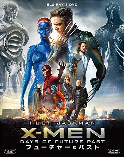 X-MEN:フューチャー&パスト 2枚組ブルーレイ&DVD(初回生産限定) [Blu-ray]の詳細を見る