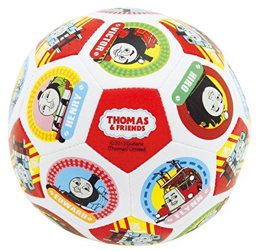 きかんしゃトーマス おっきなソフト サッカーボール 14cm