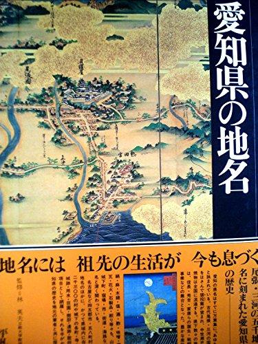日本歴史地名大系〈第23巻〉愛知県の地名 (1981年)