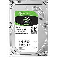 """Seagate BarraCuda 3.5"""" 4TB 内蔵ハードディスク HDD 2年保証 6Gb/s 256MB 54…"""