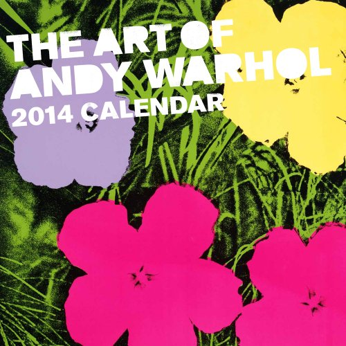 Download Art of Andy Warhol 2014 Wall Calendar (Wall Calendars) 1419708759