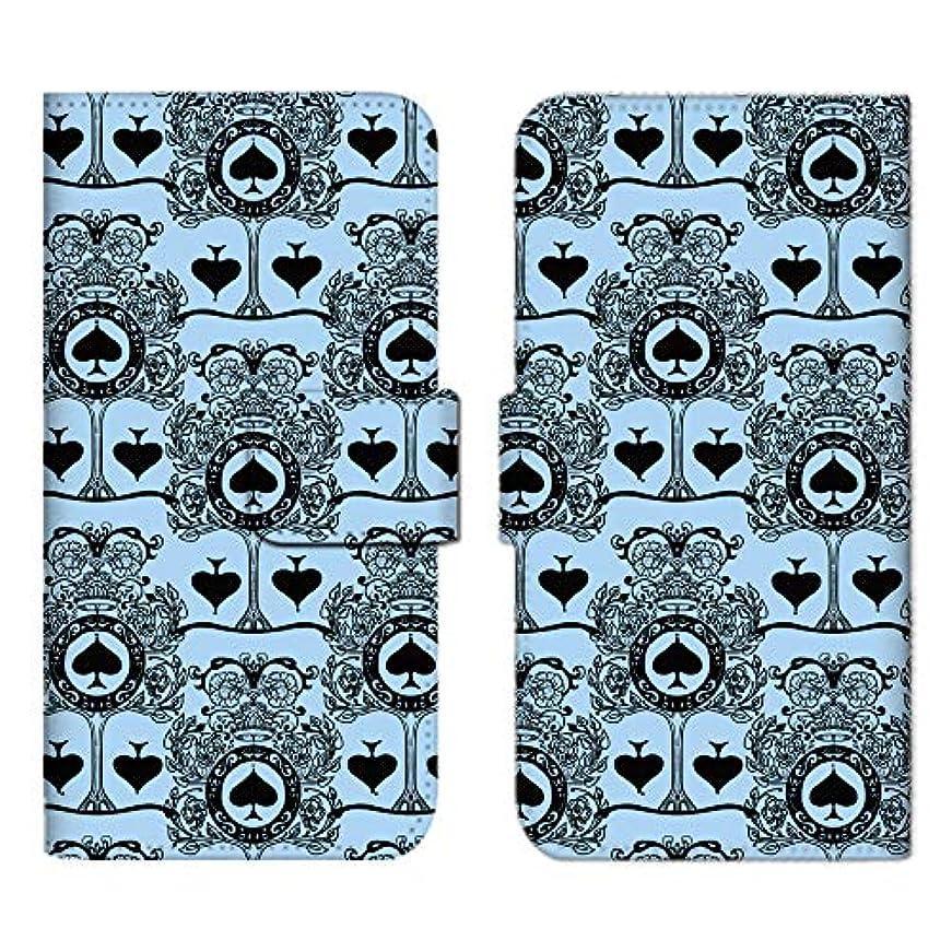 雇う廃止する論争Xperia X Compact SO-02J ケース 手帳型 スマホケース カードケース 収納ポケット カードポケット エクスペリア カバー/アンティーク ゴシック