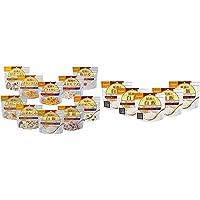 【セット買い】尾西食品 アルファ米10種類セット(各味1食×10種類) & アルファ米 白飯100g×5食