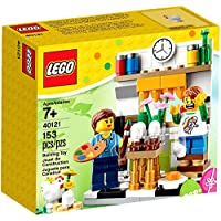 Lego Painting Easter Eggs レゴ絵画イースターエッグセット 40121
