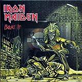 IRON MAIDEN Beat It Live Bremen Germany 22 January 1981 Killers World Tour CD+DVD Digipak