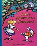 ALICE'S ADVENTURES IN WONDERLAND(POP‐UP) (A classic collectible popーup)