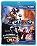 Spy Kids 3-D: Game Over / Adventures of Sharkboy & [Blu-ray] [Import]