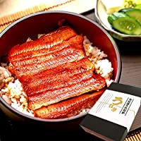 うなぎグルメギフト 国産鰻(うなぎ)蒲焼 3枚