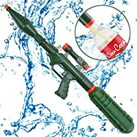 水鉄砲 超強力飛距離 ウォーターガン ウォーターガンこども 夏祭り Wishtime 夏の定番 水遊び プール 子供 高性能 おもちゃ 水撃ショット