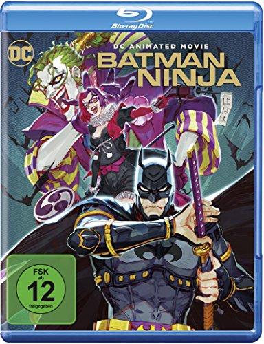 Batman Ninja, 1 Blu-ray