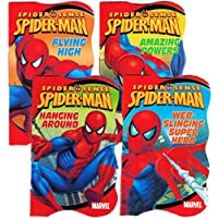 Spiderman Shaped Board Books (Set of 4) [並行輸入品]