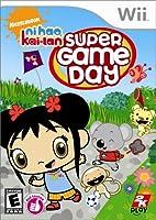 Super Game Day Ni Hao Kai-LAN