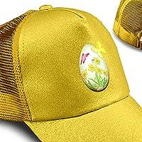 帽子キャップEaster Egg メッシュキャップ 日除け 紫外線対策 登山 釣り ゴルフ 運転 アウトドアなどに 無地 通気性抜群 小顔効果 男女兼用 夏 秋 サイクリング スポーツ