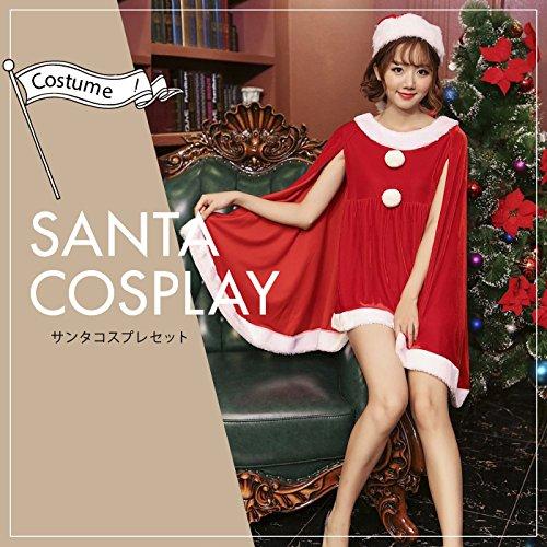 (ミコ) MICO サンタ コスプレ サンタ 衣装 クリスマ...