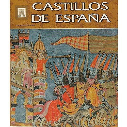 スペイン製 ガイドブック 城 Castillos de Es...