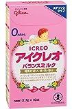 アイクレオ バランスミルク スティック 12.7g×10本 粉ミルク ベビー用【0ヵ月~1歳頃】