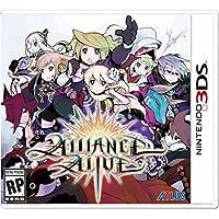 The Alliance Alive Launch Edition Nintendo 3DS アライアンスアライブローンチエディション 任天堂3DS北米英語版 [並行輸入品]