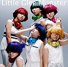 Little Glee Monster「きっと大丈夫」のCDジャケット