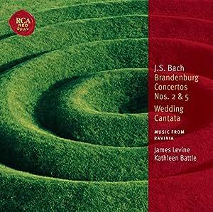 Brandenburg Ctos 2 & 5 / Wedding Cantata