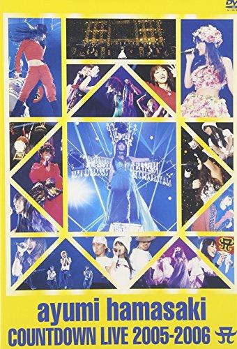 ayumi hamasaki COUNTDOWN LIVE 2005-2006 A [DVD]の詳細を見る