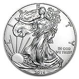 2016年 アメリカ イーグル 1$ ウオーキング・リバティ 1オンス 銀貨 インゴット 31.1g シルバー コイン 純銀 ドル 高級アクリルカプセル・クリアーケース付き (¥ 3,499)